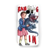 Stranger things by remi42 Samsung Galaxy Case/Skin
