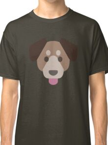 Russell Dog Face Icon Classic T-Shirt