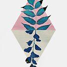 Geometry and Nature I by Mareike Böhmer