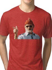 Bill Murray - The Life Aquatic Tri-blend T-Shirt