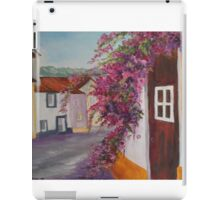 Alentejo houses iPad Case/Skin