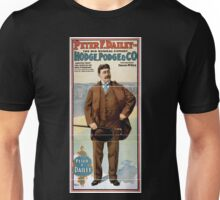 Performing Arts Posters Peter F Dailey in the big musical comedy Hodge Podge Co adapted from the German by Geo V Hobart lyrics by Walter H Ford music by John W Bratton 1694 Unisex T-Shirt