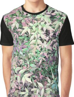 Spring leaves. Graphic T-Shirt