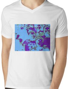 tasty waves and a cool buzz Mens V-Neck T-Shirt