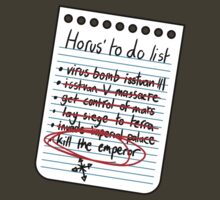 To do list by farfuture