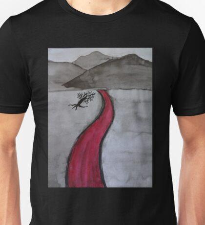 Sang et désert Unisex T-Shirt