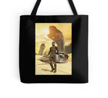 Dune Paul Muad'Dib Tote Bag
