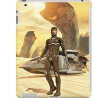 Dune Paul Muad'Dib iPad Case/Skin