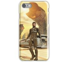 Dune Paul Muad'Dib iPhone Case/Skin