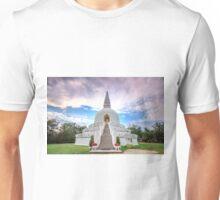 The Peace Stupa Unisex T-Shirt