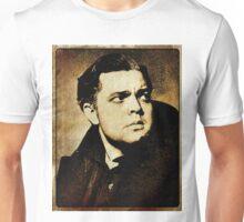 Orson Welles Vintage Hollywood Actor Unisex T-Shirt