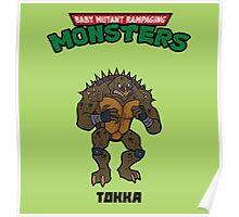 TMNT TOKKA Poster