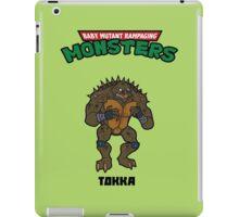 TMNT TOKKA iPad Case/Skin