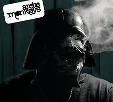 Alex Turner is Darth Vader by JackSanderson
