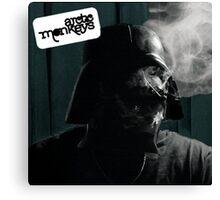 Alex Turner is Darth Vader Canvas Print