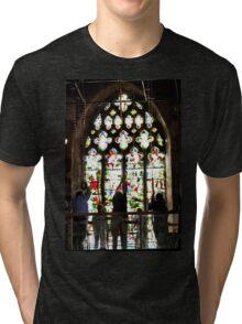 Wedding bells Tri-blend T-Shirt
