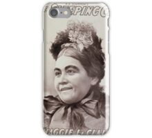 Performing Arts Posters AQ Scammons The sleeping city 0459 iPhone Case/Skin