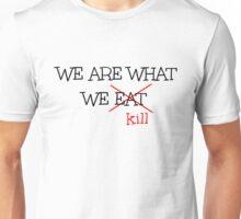 Vegetarian Vege Vegan Vegan Animal Love Inspirational T-Shirts Unisex T-Shirt