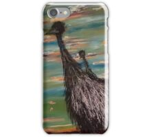 Emu Plains iPhone Case/Skin