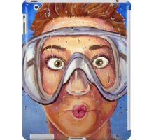 Underwater Mask iPad Case/Skin