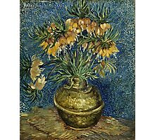 Vincent Van Gogh - Imperial Fritillaries In A Copper Vase, 1887  Photographic Print