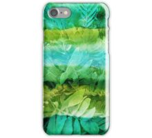 Jungle Stripes iPhone Case/Skin