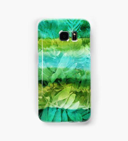 Jungle Stripes Samsung Galaxy Case/Skin