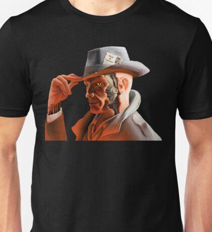 Nick Valentine Unisex T-Shirt