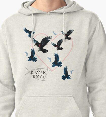 Raven Boys Pullover Hoodie
