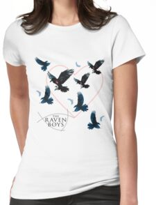 Raven Boys Womens Fitted T-Shirt