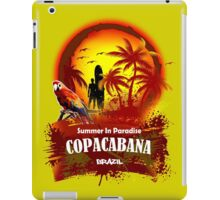 Fantastic and romantic Copacabana iPad Case/Skin
