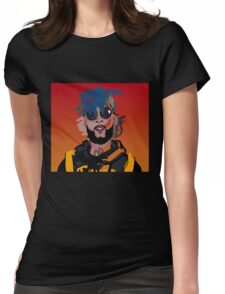 Tm88 Womens Fitted T-Shirt