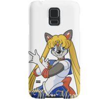 Sailor Moon Moon Samsung Galaxy Case/Skin