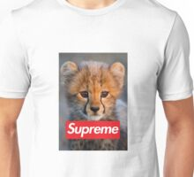 Supreme Box Logo Baby Cheetah Unisex T-Shirt
