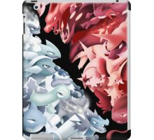 Pkmn Starters iPad Case/Skin