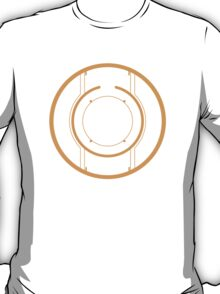 Tron Disc [Orange] T-Shirt