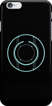 Tron Disc [Blue] by Nemesis96