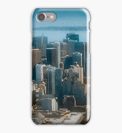 Vintage San Francisco  iPhone Case/Skin