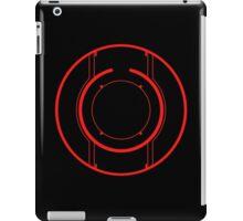 Tron Disc [Red] iPad Case/Skin