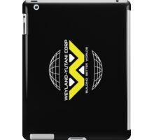Weyland Yutani - Bright Yellow Logo iPad Case/Skin