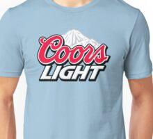 COORS LIGHT LOGO CMPL Unisex T-Shirt