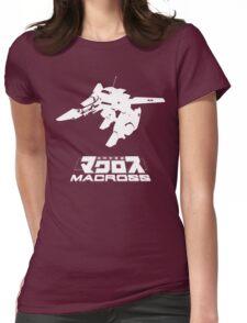 Macross Gerwalk Womens Fitted T-Shirt