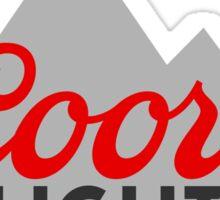 COORS LIGHT LOGO 2 CMPL Sticker