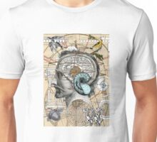 Anatomy Illustration Unisex T-Shirt