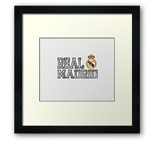 Real Madrid ~ [Update~Duvet Covers] Framed Print