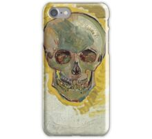 Vincent Van Gogh - Skull  iPhone Case/Skin