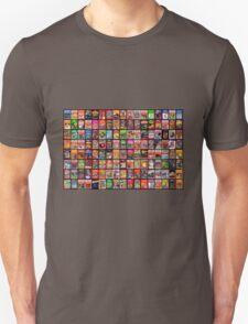 Atari Retro Games Unisex T-Shirt