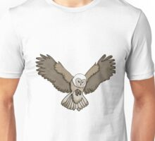 Flying Owl Unisex T-Shirt