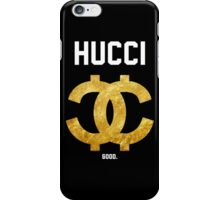 HUCCI GOOD Jersey iPhone Case/Skin
