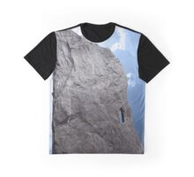 rock head stone Graphic T-Shirt
